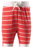 Reima  Shorts Mamara bright red rot