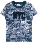 Hust & Claire Mini T-Shirt Andy coole Autos