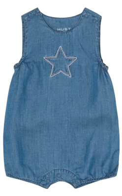 Hust & Claire Baby Overall Spieler Jeans 56
