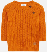Hust & Claire Baby Pullover Palle caramel