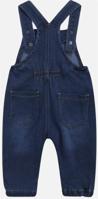 Hust & Claire Baby Hose Latzhose Mads Jeans 56