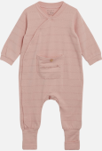 Hust & Claire Baby Overall Mikka apricot rose