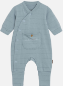 Hust & Claire Baby Overall Mikka aquarell blau